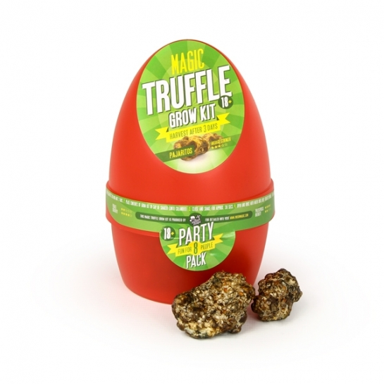 Magic Truffles Growkit Pajaritos